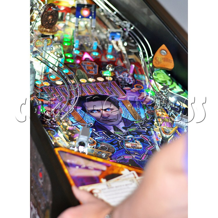 Houdini American Pinball Game Machine 37292