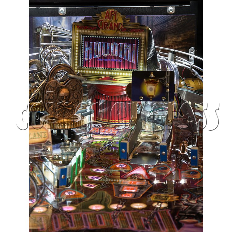 Houdini American Pinball Game Machine 37293