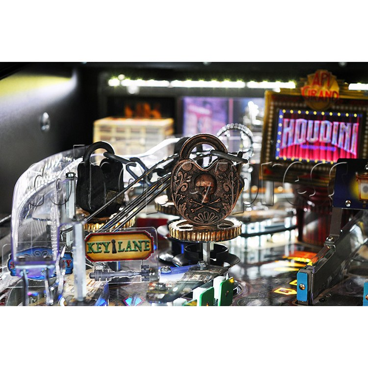 Houdini American Pinball Game Machine 37300