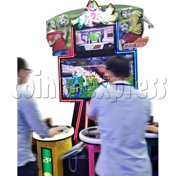 Fantasy Soccer Sport Arcade Machine 4 Players 37413