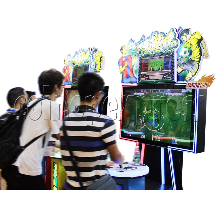Fantasy Soccer Sport Arcade Machine 4 Players 37414