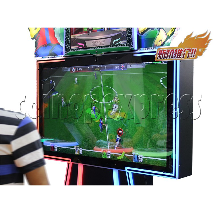 Fantasy Soccer Sport Arcade Machine 4 Players 37415