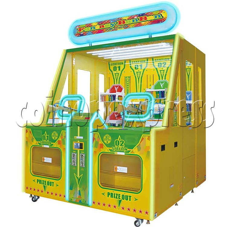 Fantasy BanBan Prize Game machine (2 Players)  37534