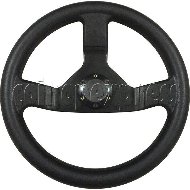 Steering Wheel for Arcade Racing Video Game Machine 37607