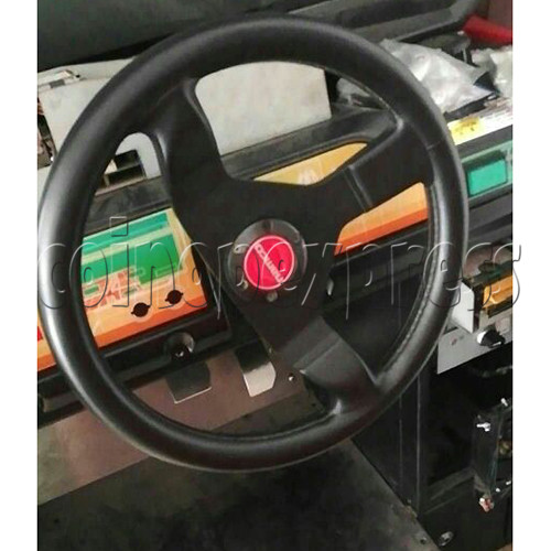 Steering Wheel for Arcade Racing Video Game Machine 37608