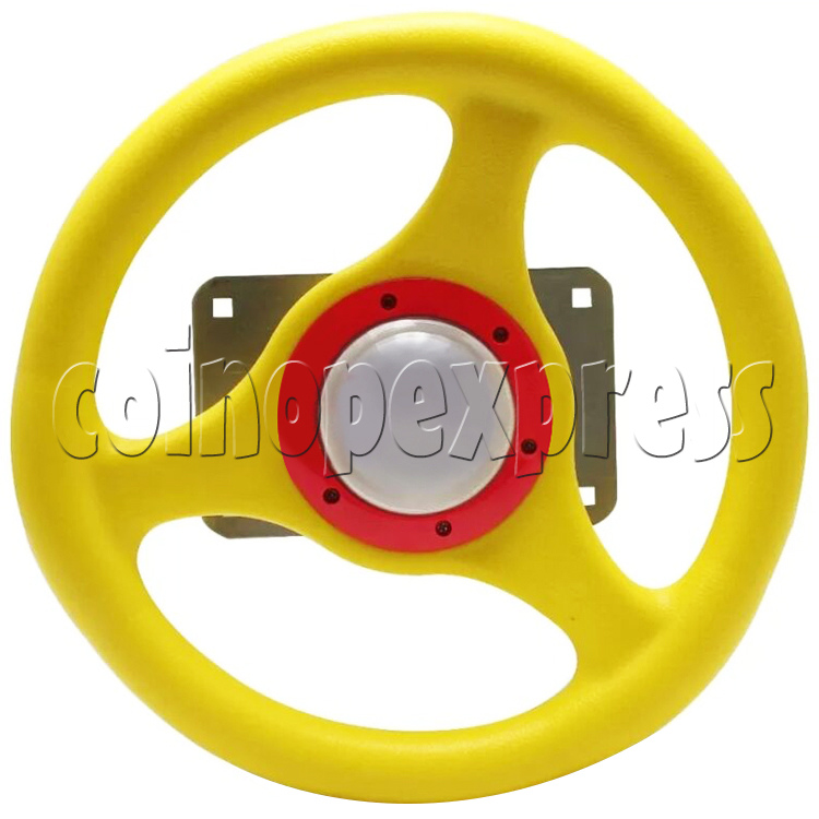 Steering Wheel for Driving Kiddie Ride Machine 37613