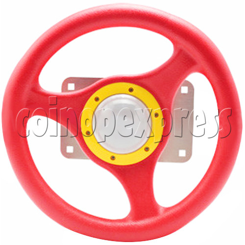 Steering Wheel for Driving Kiddie Ride Machine 37614