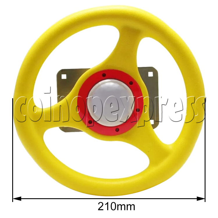 Steering Wheel for Driving Kiddie Ride Machine 37616