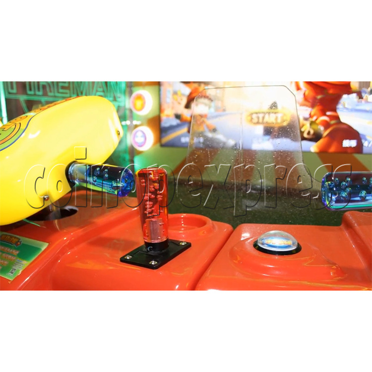 Cute Firemen Water Shooting Game 37768