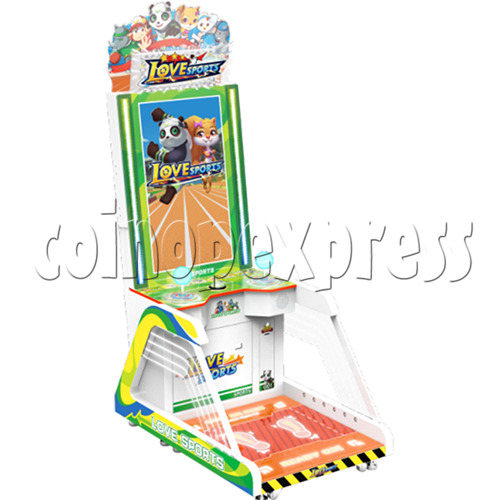 Love Sports Redemption Machine 37774
