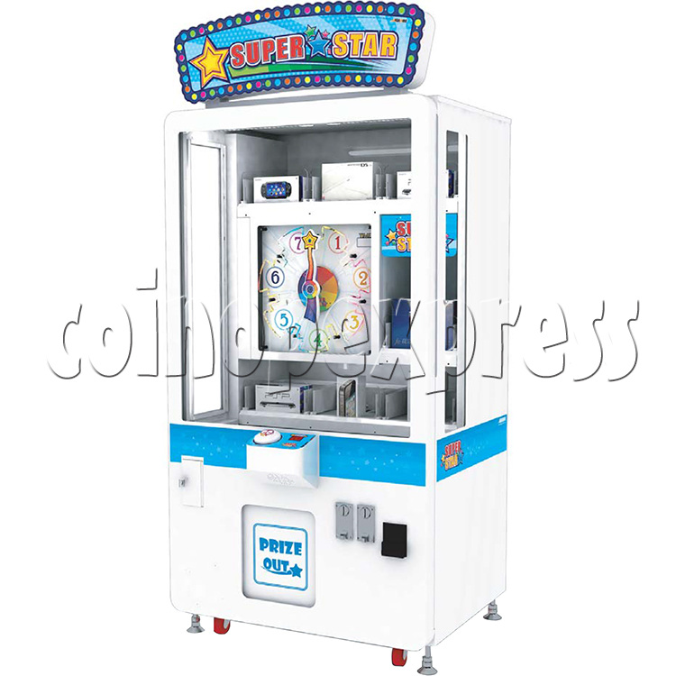 Super Star Skill Test Prize Game machine 37820