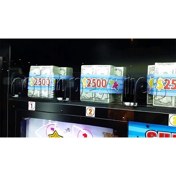 Super Star Skill Test Prize Game machine 37822