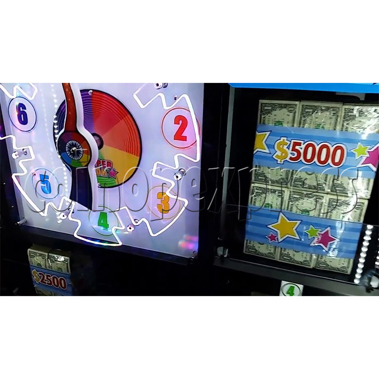 Super Star Skill Test Prize Game machine 37824