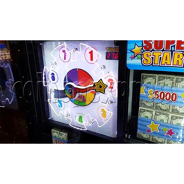 Super Star Skill Test Prize Game machine 37825