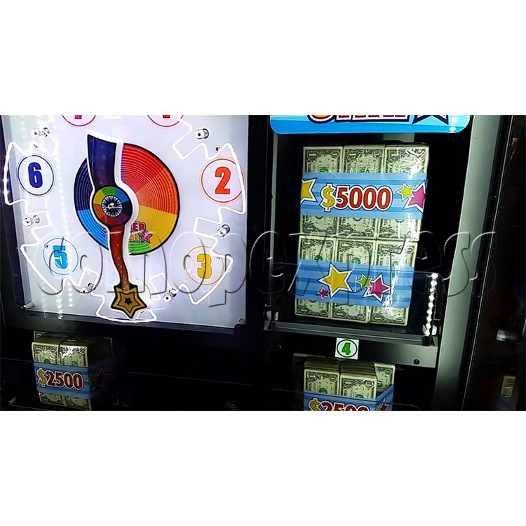 Super Star Skill Test Prize Game machine 37827