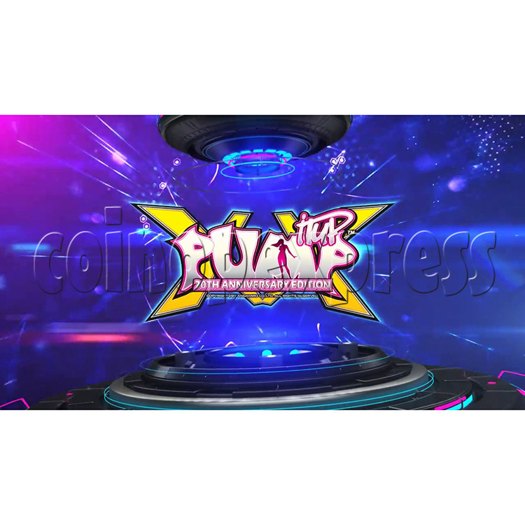 Pump It Up XX 20th Anniversary Full Game Board Kit 37943
