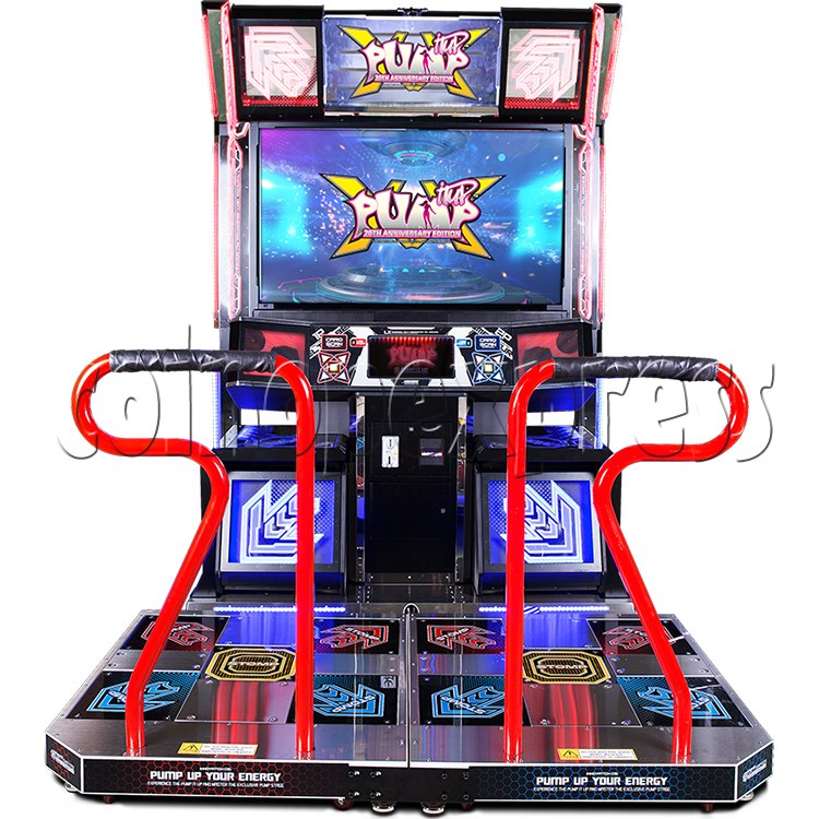 Pump It Up XX 20th Anniversary Full Game Board Kit 37945