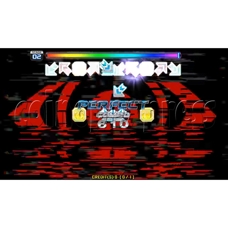 Pump It Up XX 20th Anniversary Full Game Board Kit 37958