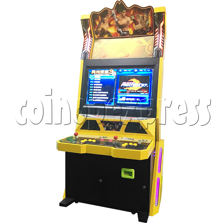 Golden War 32 inch Arcade Cabinet - right view