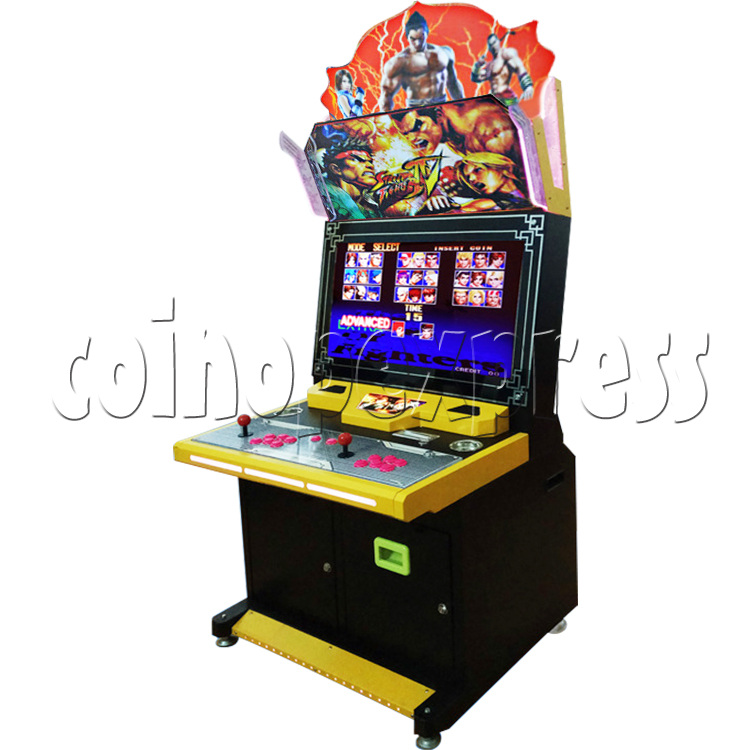 Great Mars 32 inch Arcade Cabinet - right view