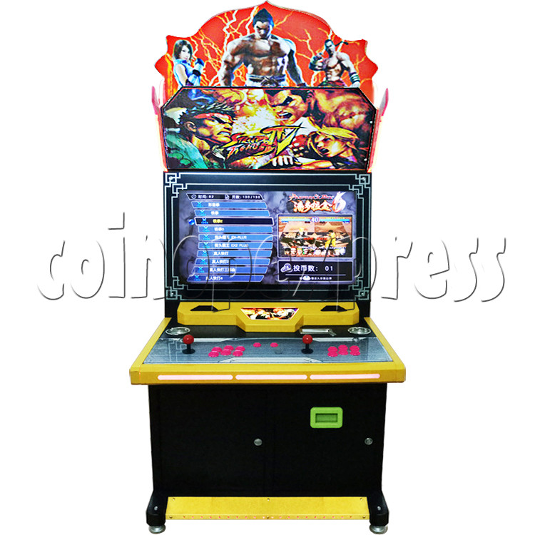 Great Mars 32 inch Arcade Cabinet - front view