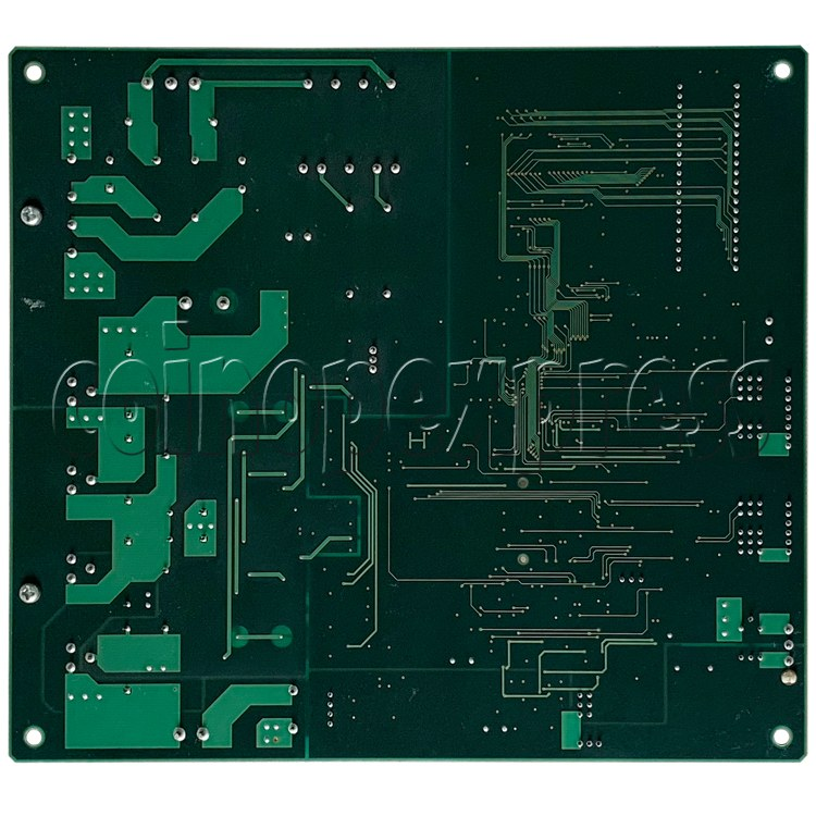 Dynamic Board for Race On Driving Machine - Part NO. V320 STR2 (B) - back view