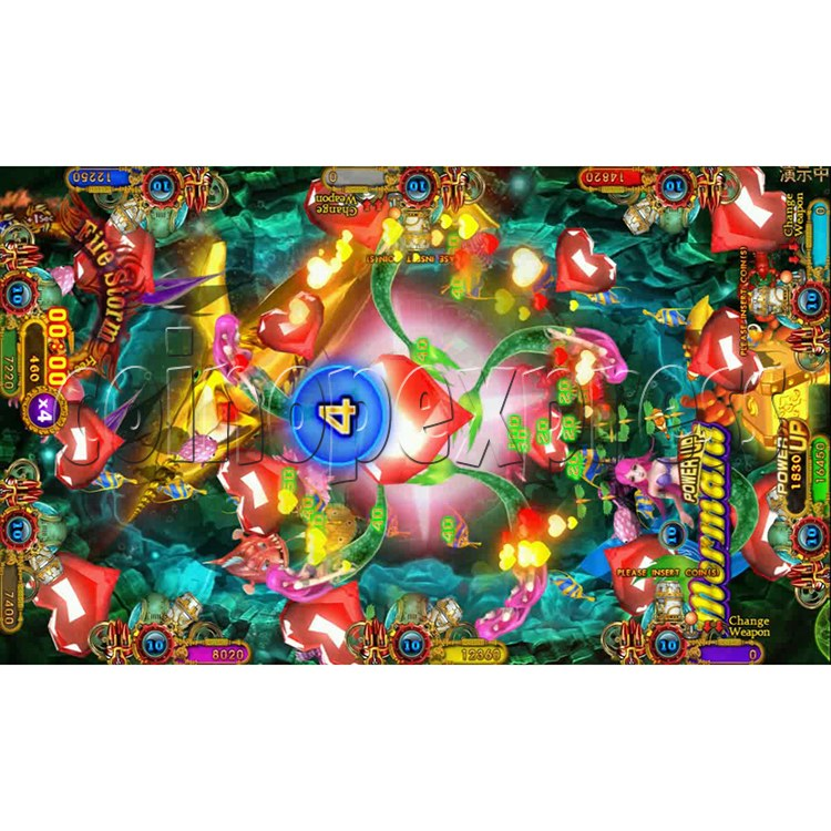 Ocean king 3 plus Fire Phoenix Fish Game Board Kit China Release Version - screen display 12