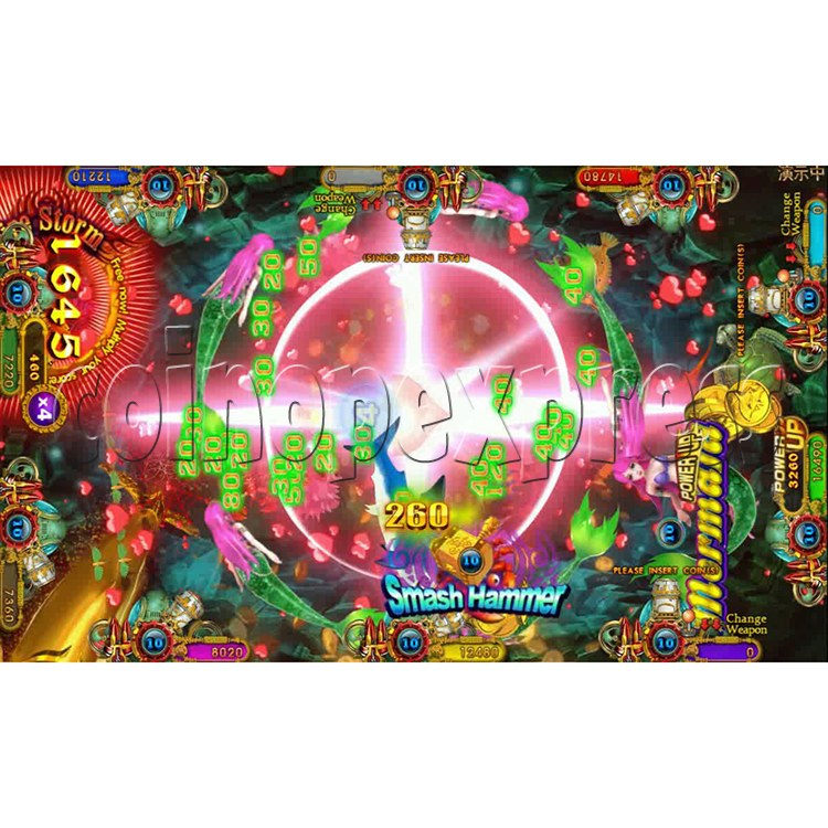 Ocean king 3 plus Fire Phoenix Fish Game Board Kit China Release Version - screen display 13