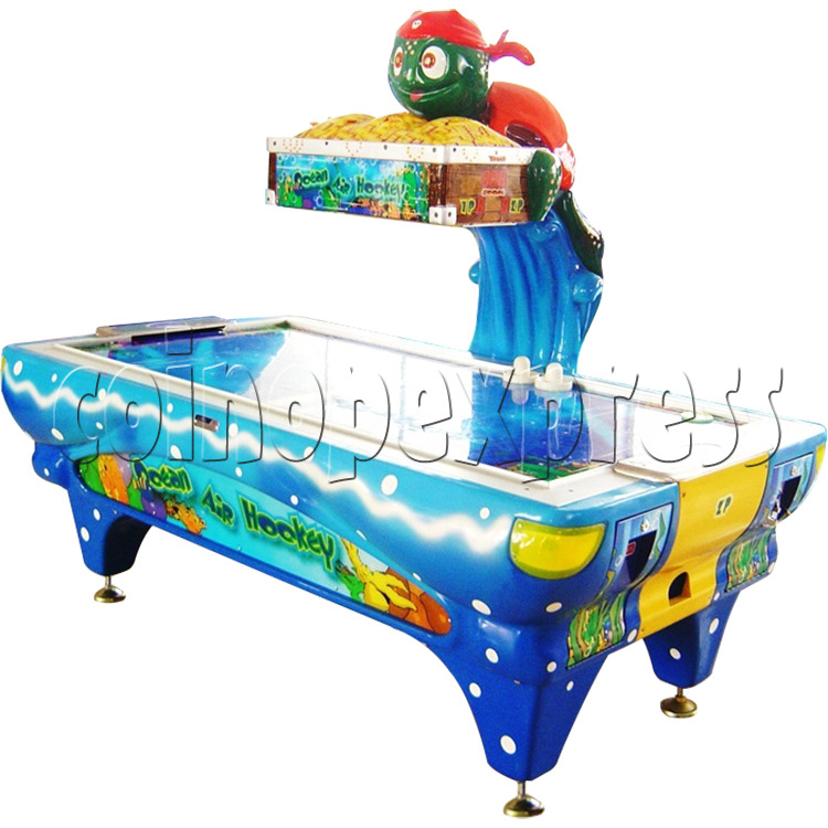 Ocean Air Hockey - right view
