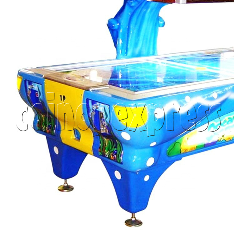 Ocean Air Hockey - console