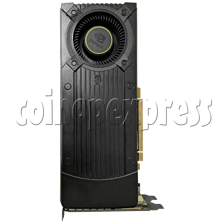 Video Card for Namco Shooting Arcade Machine - Part No. Geforce GTX 760 top view