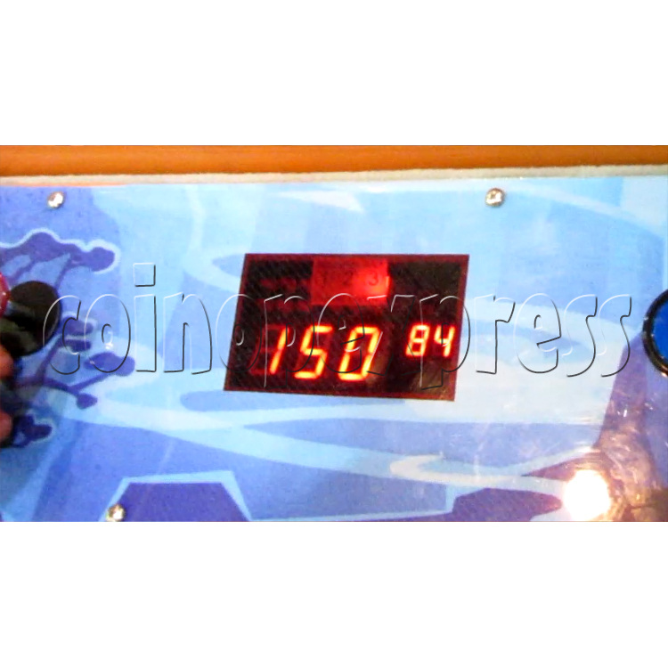 The Monkey King Mechanical Action Ticket Redemption Arcade Machine - LED display