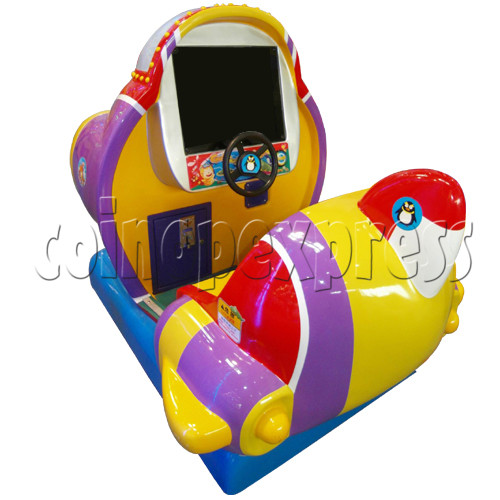Ocean Discovery Monitor Kiddie Ride 27171