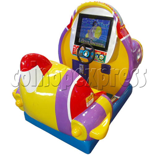 Ocean Discovery Monitor Kiddie Ride 27172
