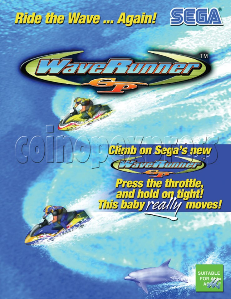 Wave Runner GP DX 4716