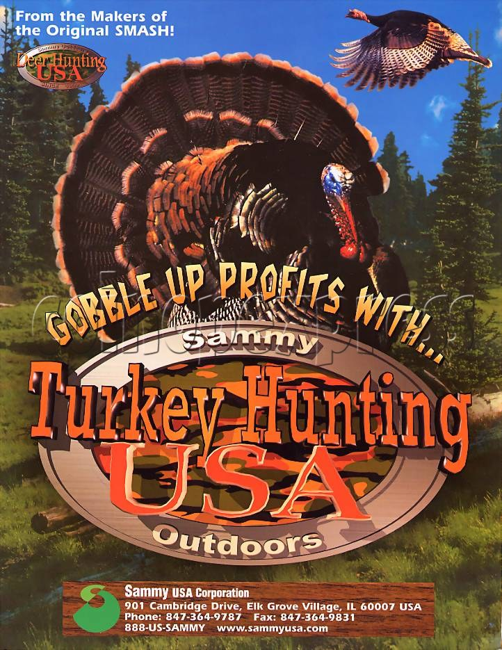 Turkey Hunting USA - stop production 5887