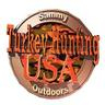 Artwork overlay marquee for Turkey Hunting USA