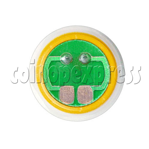 34mm Round Push Button with PCB (welded) 4873
