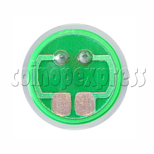 33mm Round Flat Push Button with PCB (welded) 4832