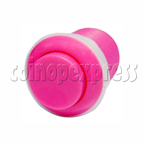 33mm Round Convex Push Button with PCB (welded) 4843