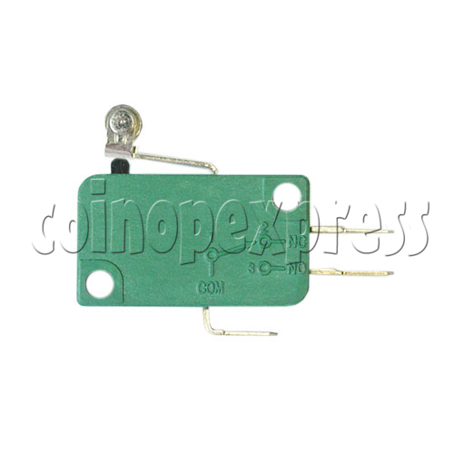Microswitch with Roller Actuator 5105