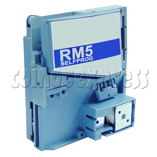 Electronic Coin Mechanisms RM5 Evolution Series (F Version - Front Insertion & Rejection) 8471