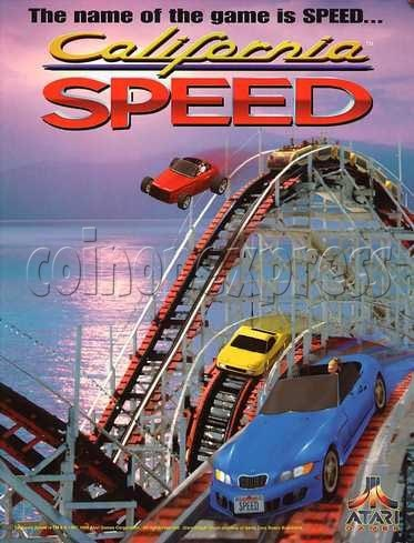 California Speed (twin) 12841