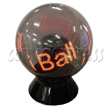 "Advertising LED Ball (iBall - 36"" Red Color) 7139"