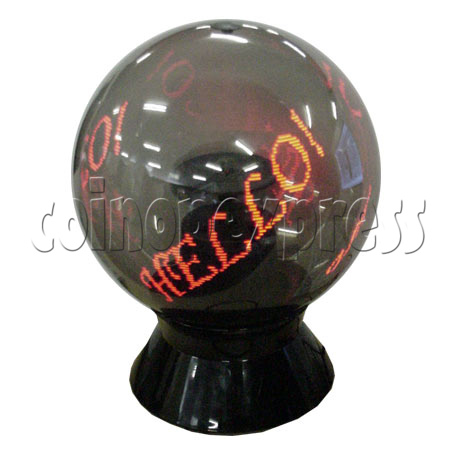 "Advertising LED Ball (iBall - 36"" Red Color) 7142"