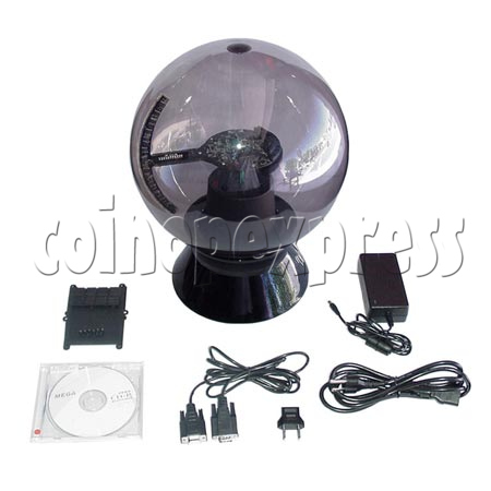 "Advertising LED Ball (iBall - 36"" Red Color) 7147"