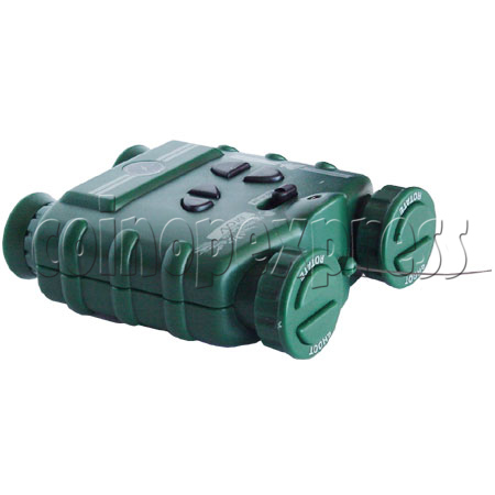Mini Remote Control Combat Tanks 7675