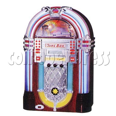 Chicago 1 - Neon CD Jukebox 7321