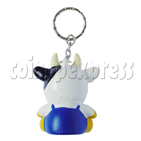 Twelve Horoscope Star Key Ring 8035