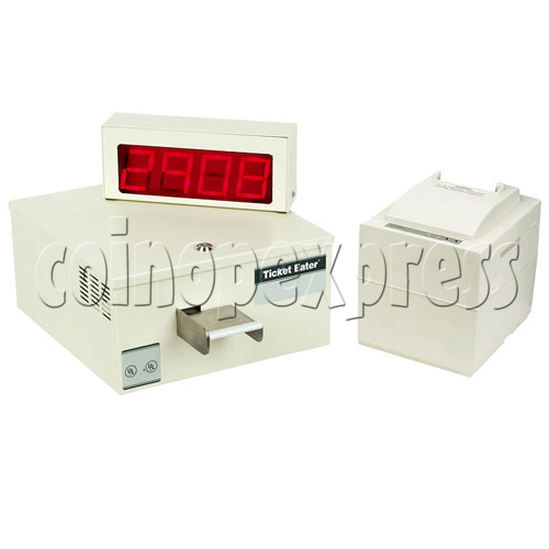 Ticket Eater with Thermal Printer (DL-9000) 8522